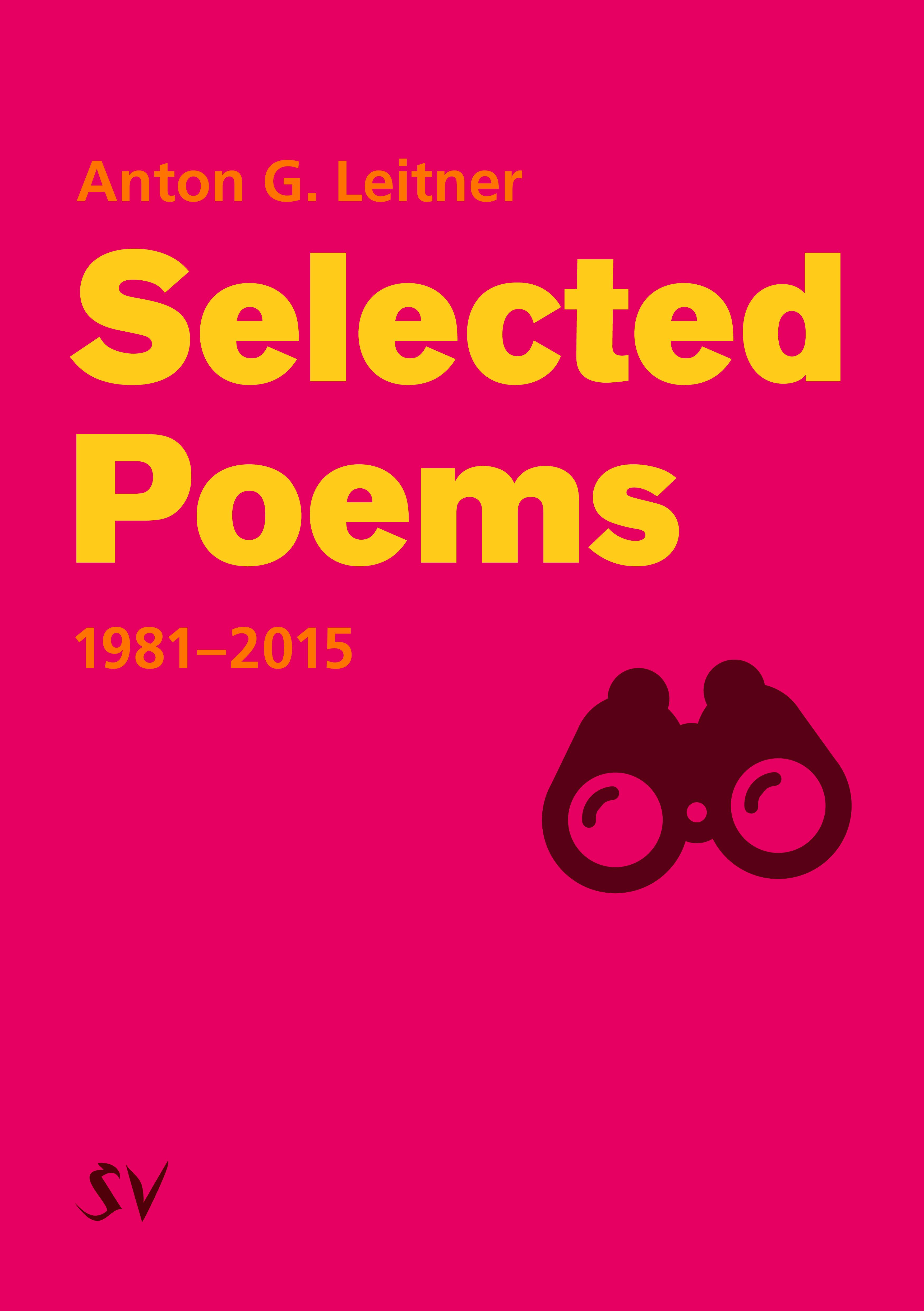 Anton G. Leitner: Selected Poems